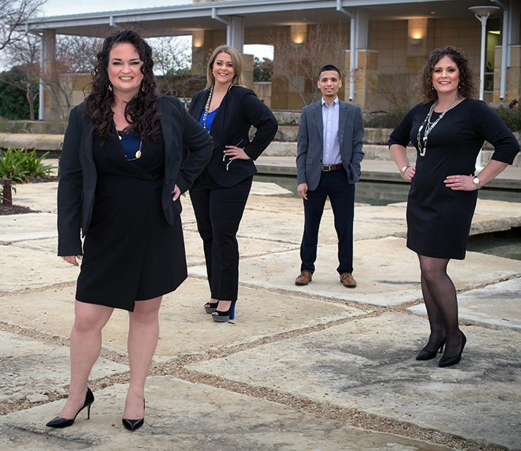 The team at The Law Office of Natalie Gregg