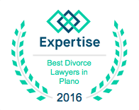 Expertise named the Law Office of Natalie Gregg one of the best divorce law firms serving Plano
