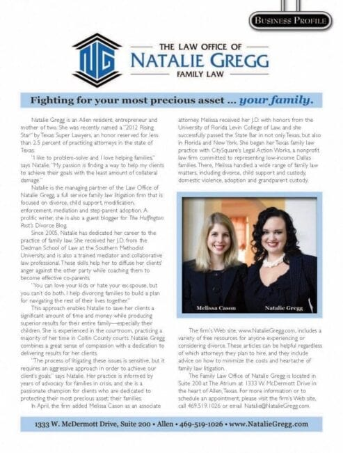 Allen Image profiles The Law Office of Natalie Gregg