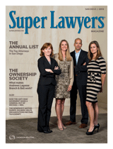 Super Lawyers Honors Natalie Gregg as 2014 Rising Star