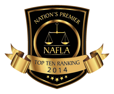 Natalie Gregg named one of Top 10 Family Lawyers under the age of 40!