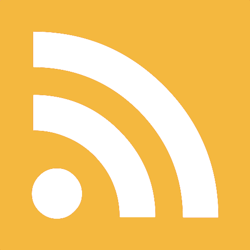 RSS feed for our blog